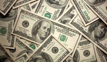 Imagen de El dólar abrió en alza y cotiza en torno a los 46,50 pesos