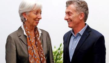 """Imagen de Según Lagarde, Argentina """"está saliendo del fondo de la crisis"""""""
