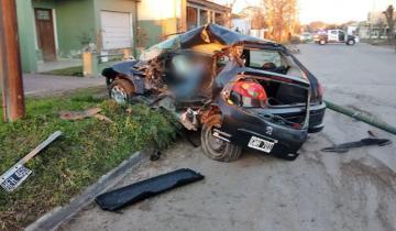Imagen de Sólo en Dolores se registran tres accidentes viales por día