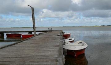 Imagen de Continúa la búsqueda del profesor desparecido en la laguna Los Horcones