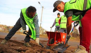 Imagen de El Gobierno lanzó un plan de obras municipales que se financiará con fondos nacionales