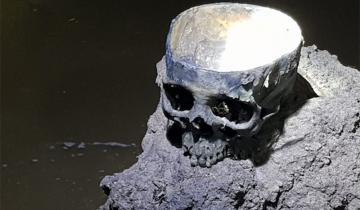 Imagen de Aparecen restos óseos en una cava al costado de la ruta 11 e investigan su origen