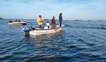 Imagen de El conmovedor video de los Bomberos tras encontrar el cuerpo del kayakista perdido en Madariaga