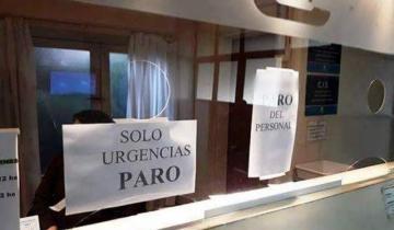 Imagen de Paro en la Clínica Privada Chascomús por falta de pago de salarios