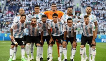 Imagen de Podaba durante el partido de Argentina y dejó sin luz a varias zonas de La Costa