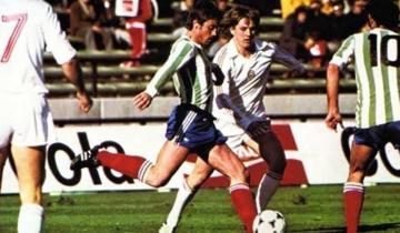 Imagen de Con qué camiseta jugó Francia, próximo rival de Argentina, en el Mundial 78