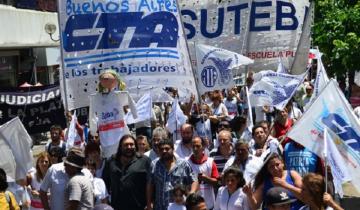 Imagen de Los docentes paran el próximo martes contra la represión en Chubut y Corrientes