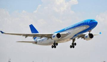 Imagen de Aerolíneas transportará este verano más de 1.200 pasajeros diarios a Mar del Plata