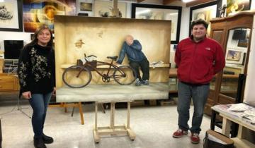 Imagen de La imagen del changarín Charly que se convirtió en obra de arte dos veces