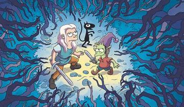 Imagen de Mirá la nueva serie del creador de Los Simpson que estrenará Netflix