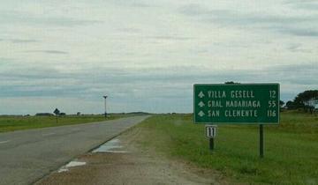 """Imagen de La Ruta 11 llevará el nombre  """"Presidente Raúl Alfonsín""""."""