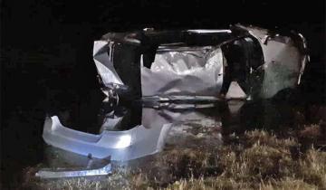 Imagen de Pesar por la muerte de dos dolorenses en un accidente en la Autovía 2