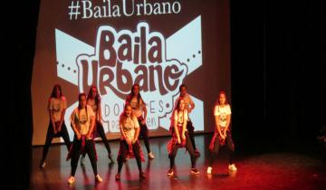 Imagen de Se presentó el show de la Escuela de Baile Urbano