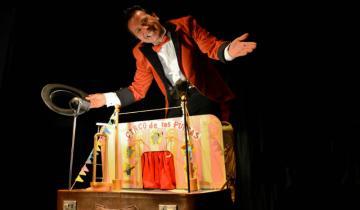 Imagen de Llega el Circo de las Pulgas a General Guido y Labardén