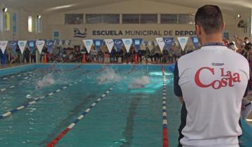 Imagen de El Natatorio de Santa Teresita recibió a deportistas de toda la región