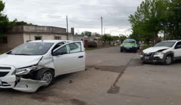 Imagen de Un accidente más, esta vez en Dolores