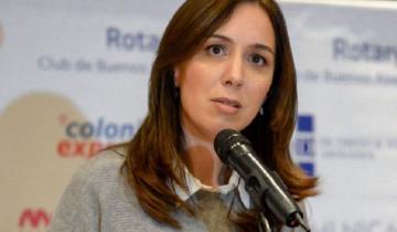 Imagen de Vidal evita el cierre de la paritaria por decreto y extiende el bono de 7 mil pesos a docentes