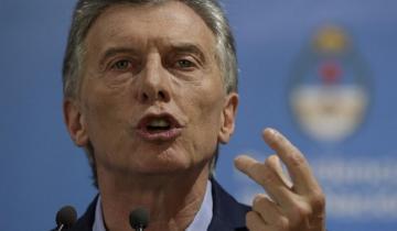Imagen de Macri reconoció el problema de la inflación y prometió que bajará fuerte en 2019