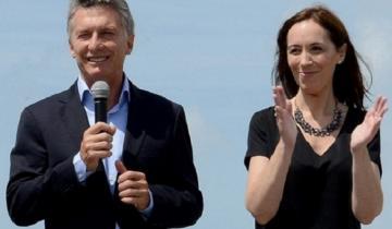 Imagen de Macri confirmó que Vidal no será candidata a vicepresidenta y que buscará la reelección en la Provincia