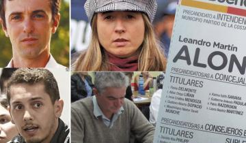 Imagen de El escándalo llega a La Costa: Se confirman aportantes truchos en la lista de Alonso y Delmonte