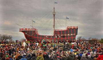 Imagen de Habrá más actividades culturales en la Carabela de Santa Teresita