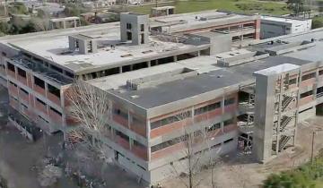 Imagen de Los detalles desconocidos de la construcción de la Ciudad Judicial de Dolores