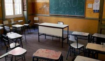 Imagen de Los docentes van al paro: tras las vacaciones, hasta el jueves no vuelven a clase