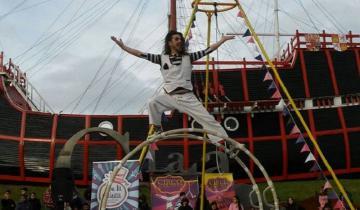 Imagen de La Costa: más funciones de circo y teatro para toda la familia