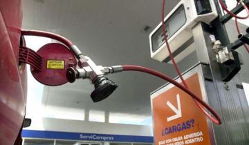 Imagen de Corte de suministro de GNC en las estaciones de servicio de la región