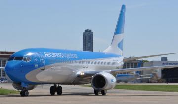Imagen de Una medida gremial afecta los vuelos de Aerolíneas Argentinas y hay demoras