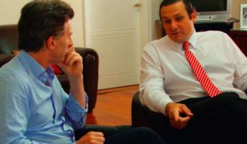Imagen de Mauricio Macri llamó a Etchevarren y lo citó a un encuentro en Casa Rosada