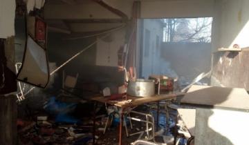Imagen de Habrá paro docente en la Provincia por la explosión en una escuela de Moreno