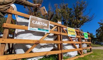 Imagen de Cómo funciona en Pinamar la cooperativa de reciclado de residuos