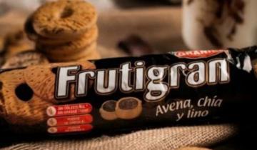 Imagen de La ANMAT retiró del mercado varios lotes de una reconocida marca de galletitas