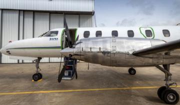 Imagen de Desde el 30 de diciembre, Villa Gesell recupera sus vuelos comerciales