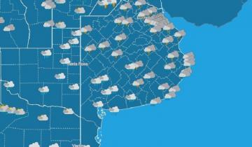 Imagen de A sacar el paraguas: el pronóstico semanal indica nubosidad, lluvias y tormentas en la Provincia