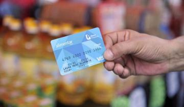 Imagen de Tarjeta Alimentar: cuándo comenzará a abonarse el aumento anunciado el viernes