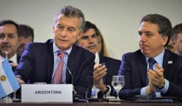 Imagen de El riesgo país no cede y quedó a un paso de cruzar el máximo de la era Macri