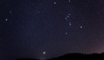 Imagen de Una espectacular lluvia de estrellas se podrá apreciar en los próximos días