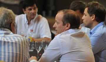 Imagen de Cumbre de Massa y los intendentes en alarma por la situación social
