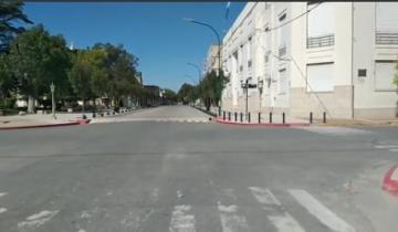 Imagen de Coronavirus: menor movimiento en las calles de Dolores a medida que avanza la cuarentena