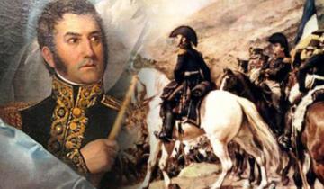 Imagen de José de San Martín: Argentina conmemora el 171º aniversario de su paso a la inmortalidad