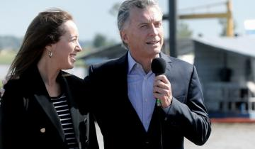 Imagen de Qué dijo la gobernadora Vidal sobre el Plan V que podría llevarla a la presidencia