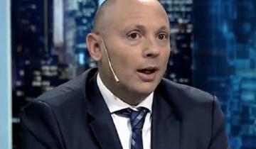 Imagen de Alejo Ramos Padilla rechazó al falso abogado Marcelo D'Alessio como arrepentido