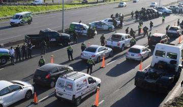 """Imagen de Berni consideró que hay un """"abuso del permiso único de circulación"""" por parte de los automovilistas"""