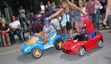 Imagen de El carnaval también tiene su lugar para los más pequeños en Dolores