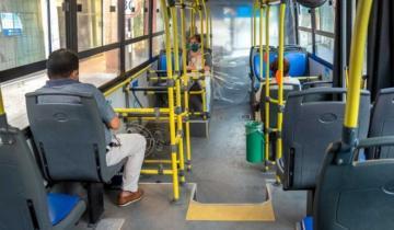Imagen de Hoy se lanzará la venta de pliegos para cubrir el servicio de Transporte Urbano de Pasajeros