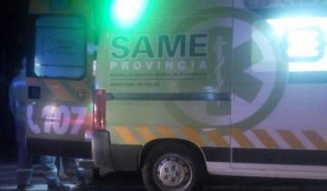 Imagen de Coronel Vidal: Una mujer falleció al ser atropellada en la ruta