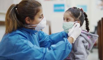 Imagen de La Provincia: abren la posibilidad de que las escuelas primarias sean vacunatorios