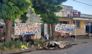 Imagen de Continúa la huelga de hambre en la Unidad Penal 6 de Dolores
